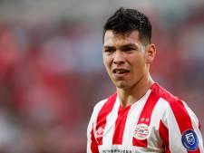 PSV verliest na matige eerste helft van VfL Wolfsburg