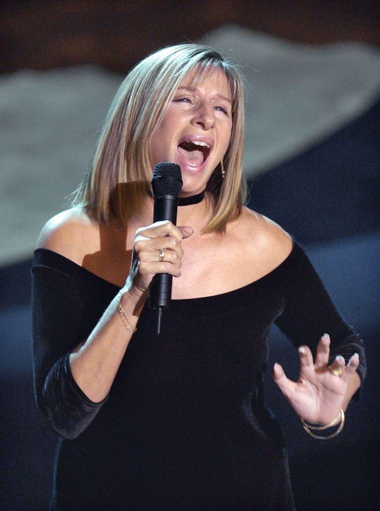 Barbra Streisand Beeld AP