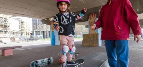 Van verlaten viaduct tot hotspot: jeugd weet Strijps Bultje steeds vaker te vinden