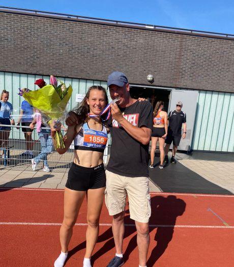 Atilla-atlete Hanna van Baast (17) kan zich grotere doelen gaan stellen: 'Wil meer bereiken dan eerste worden van Nederland'