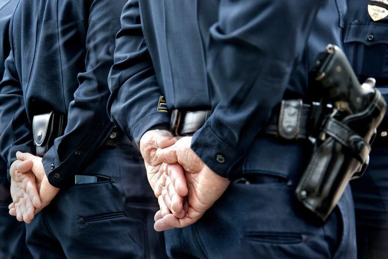 Het incident vond plaats in een kerk in het centrum van de stad. Beeld Getty Images