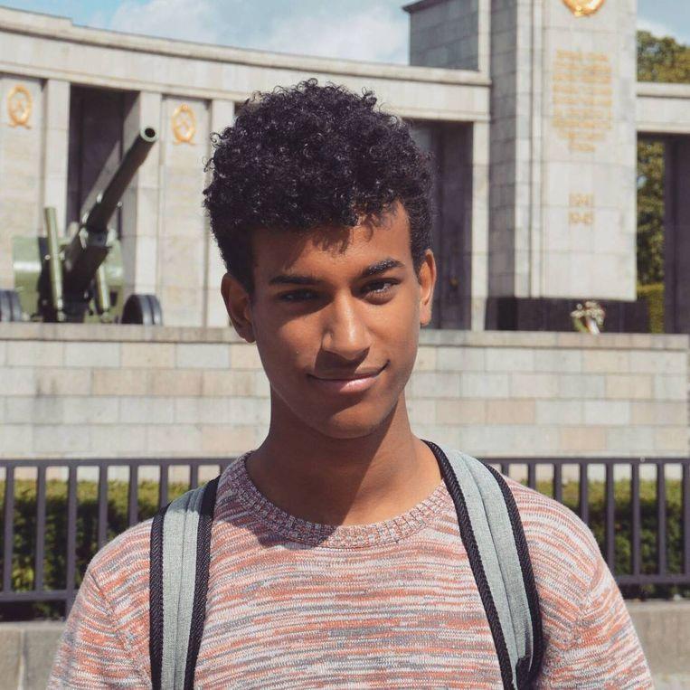 Slachtoffer Sanda Dia. Beeld rv