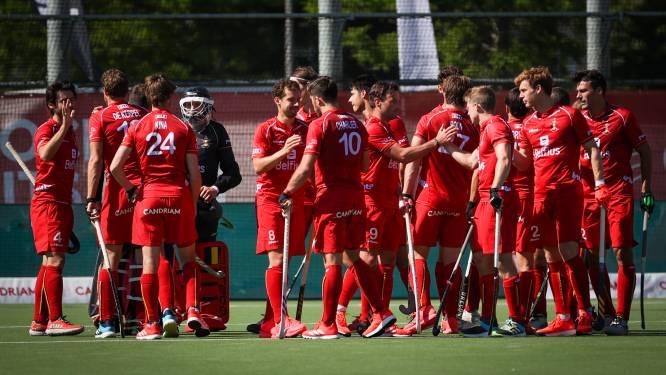 Les Red Lions héritent des Pays-Bas en demi-finales de l'Euro de hockey
