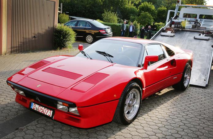 Image d'illustration d'une Ferrari 288 GTO.