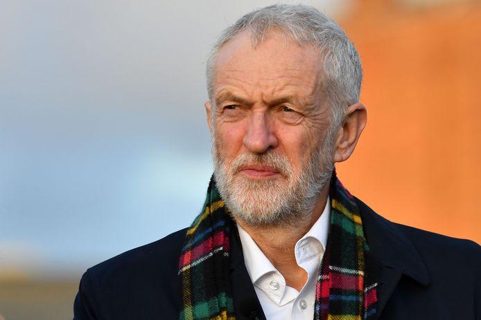 Jeremy Corby ziet zichzelf niet als onderdeel van het probleem, zo zei hij in reactie op een onderzoek naar antisemitisme binnen de Labourpartij.