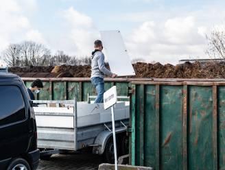 Breng van 9 tot en met 27 maart je grofvuil gratis naar containerpark