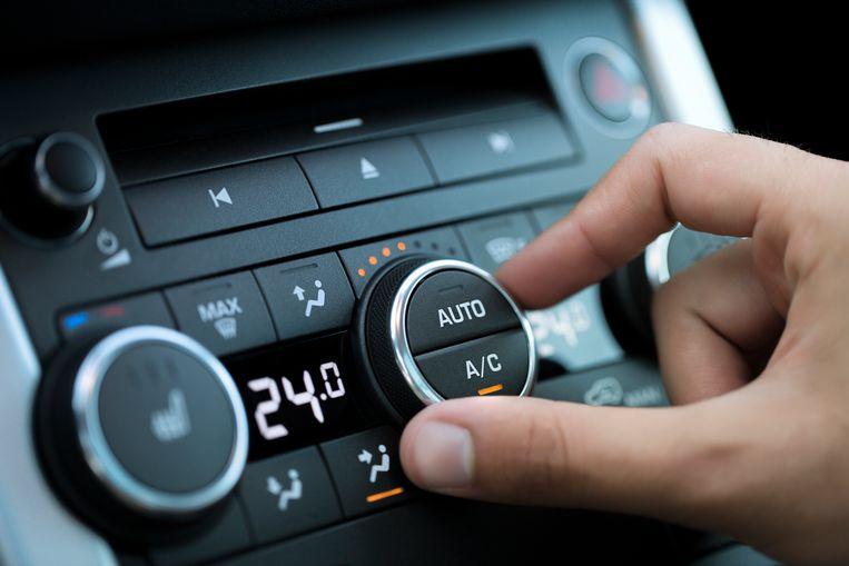 Dít zijn de vijf meest gemaakte fouten bij het gebruik van airco in de auto Beeld Getty Images/iStockphoto