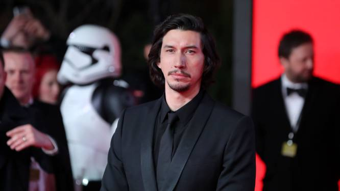 """Portugese actrice beschuldigt 'Star Wars'-ster Adam Driver: """"Hij viel mij fysiek aan op de set"""""""