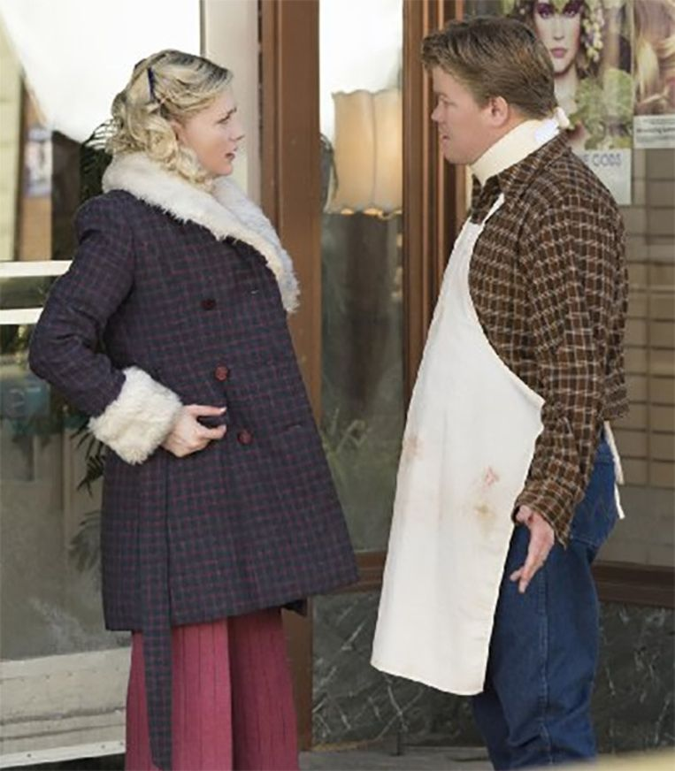 Kirsten Dunst en Jesse Plemons stelen de show in het tweede seizoen. Beeld FX Networks