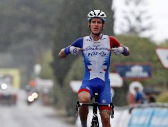 KOERS KORT. Miles Scotson rondt knappe solo af in openingsetappe Ronde van Valencia