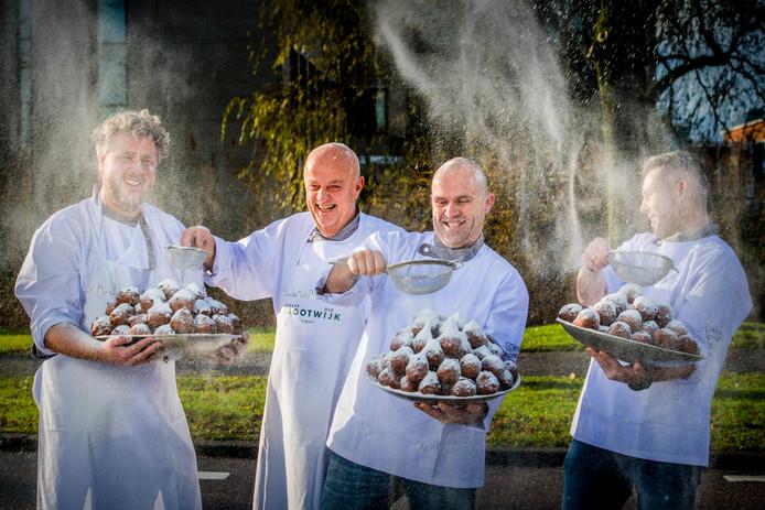 Winnaars van Bakkerij Klootwijk.