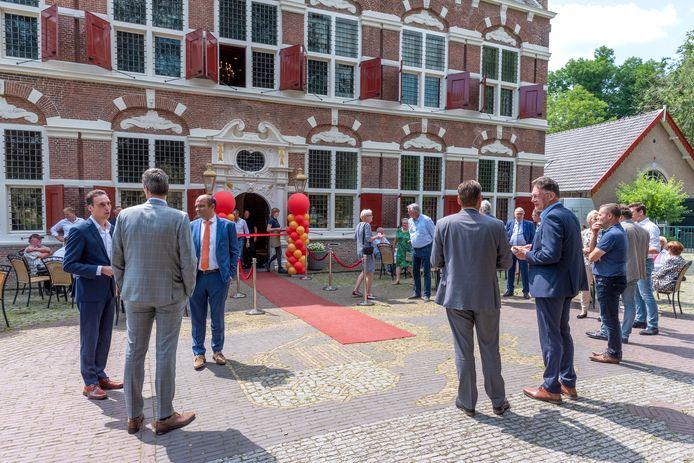 Het Mauritshuis is de afgelopen maanden omgetoverd in een modern bezoekerscentrum.
