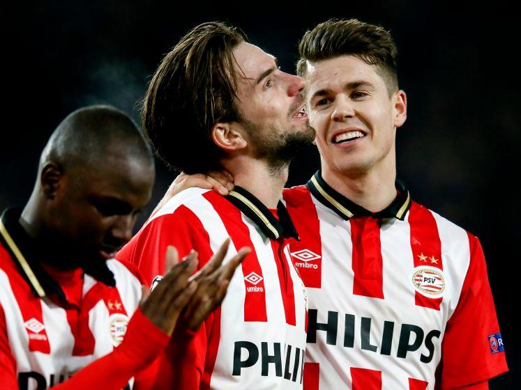 PSV pakt richting tweeluik met Galatasaray in sneltreinvaart door met transfers