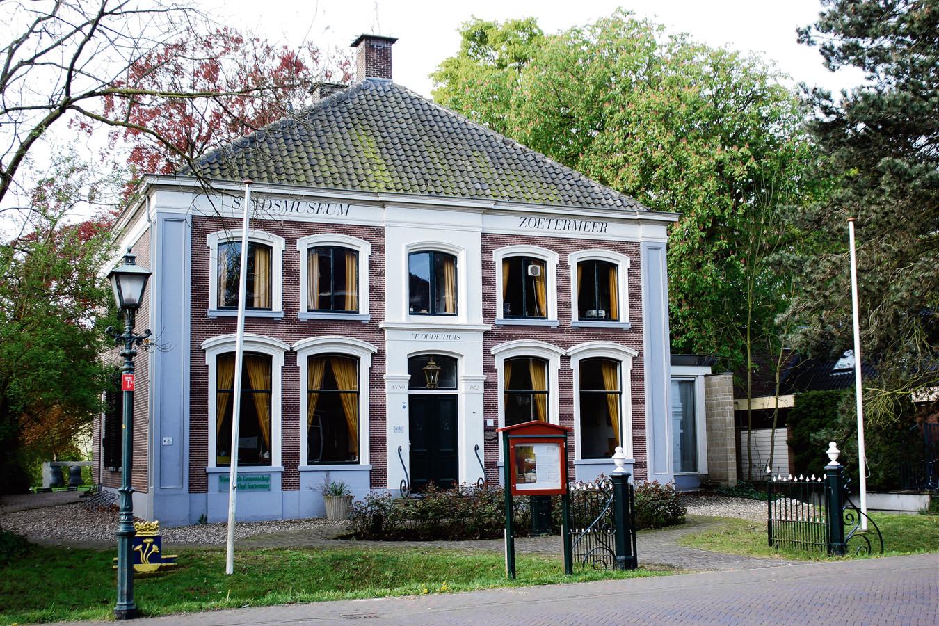 't Oude Huis, het voormalige Stadsmuseum aan de Dorpsstraat