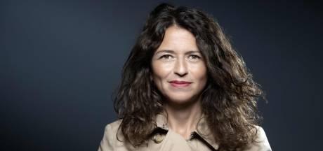 """Le Goncourt des Lycéens attribué à Karine Tuil pour """"Les choses humaines"""""""
