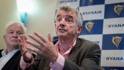 """Dag voor staking haalt Ryanair-baas O'Leary nog eens uit: """"Crazy vakbonden willen geen akkoord"""""""
