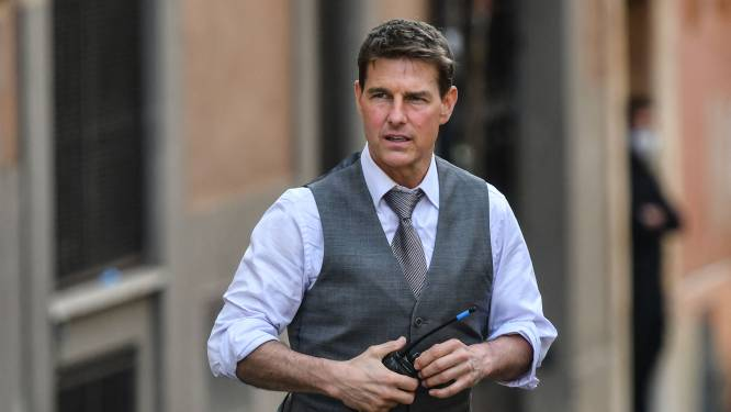 BMW van Tom Cruise gestolen tijdens opnames 'Mission: Impossible'