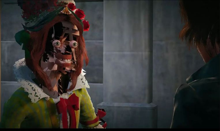 Assassin's Creed Unity  Beeld