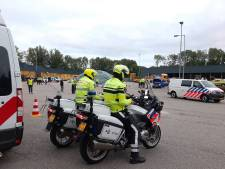 Eerste grootschalige controle rond knooppunt Gorinchem sinds lange tijd levert meerdere bekeuringen op