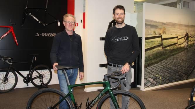 """""""De vraag naar koersfietsen stijgt, vooral de instapklasse is populair"""": het wielerseizoen begint en dat merken ze ook bij fietsenwinkel Jowan"""