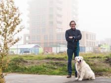 Architect Andries overzag zijn leven op de top van zijn eigen bouwwerk: 'Zo'n gelukservaring!'
