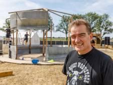 Geen Dicky Woodstockfestival in Steenwijkerwold: 'Eerst verbouwereerd, nu kwaad'