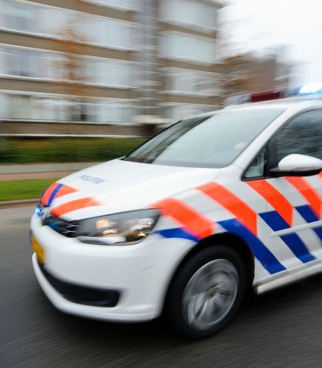 Porschedief in autoambulance aangehouden na achtervolging