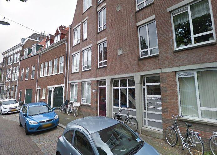 Het gaat om de woning aan de Museumstraat 14.