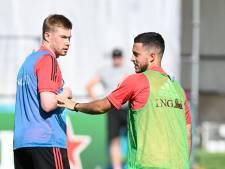 Votre XI idéal pour Danemark-Belgique... avec Eden Hazard et Kevin De Bruyne
