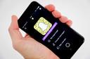 Met Snapchat kun je foto's en video's delen die slechts tijdelijk zichtbaar zijn bij ontvangers.