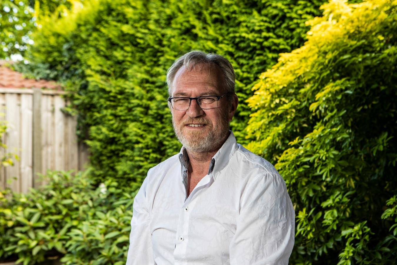 Bert Terlouw wil weer de Raalter politiek in.