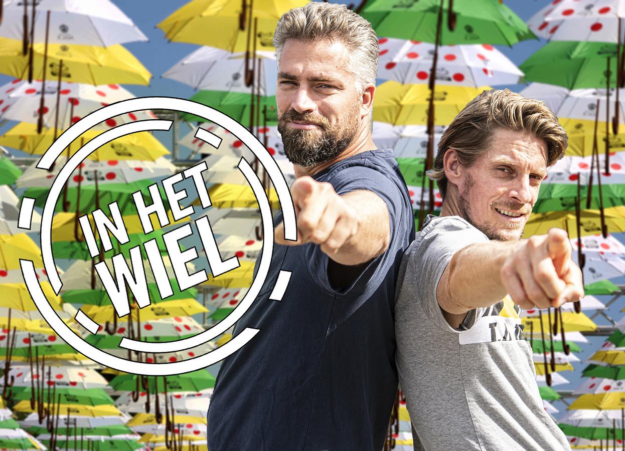 Hidde van Warmerdam en Thijs Zonneveld.