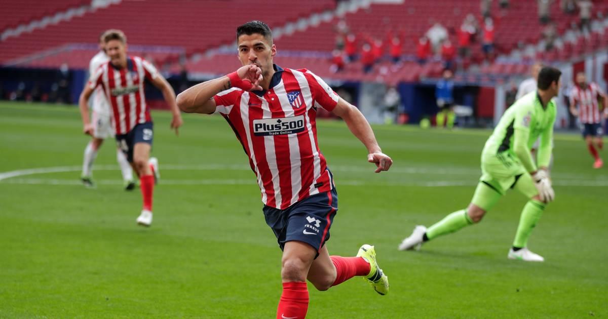 Koeman lachende derde na gelijkspel in Madrileense derby - AD.nl