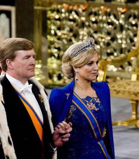 Ook inhuldiging Willem-Alexander emotioneert