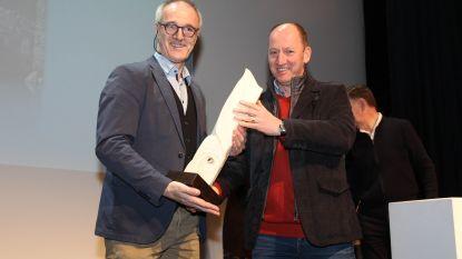 Kris Van Zandycke wint Cultuurprijs