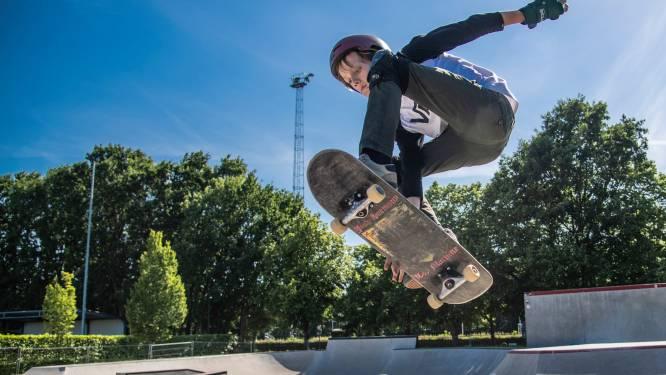Holsbeek komt skaters tegemoet met nieuw park en materiaal