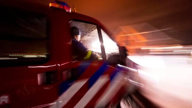 Grote brand in Noord-Hollandse Zuid-Scharwoude onder controle