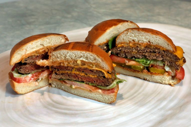 Je kan er de 'Vegan Hapjes' van Sans Saucis proeven.