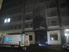 Grote schade door brand bij kunstacademie ArtEZ in Arnhem