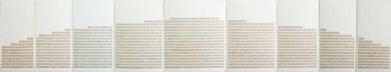 Corrie de Boer, Last Horizon, 1978. Beeld Corrie de Boer