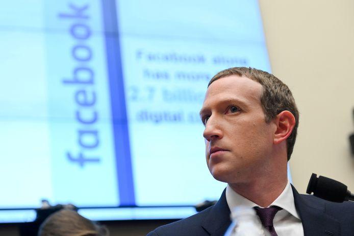Een woordvoerder van het bedrijf van Mark Zuckerberg zegt dat ze het lek onderzoeken.