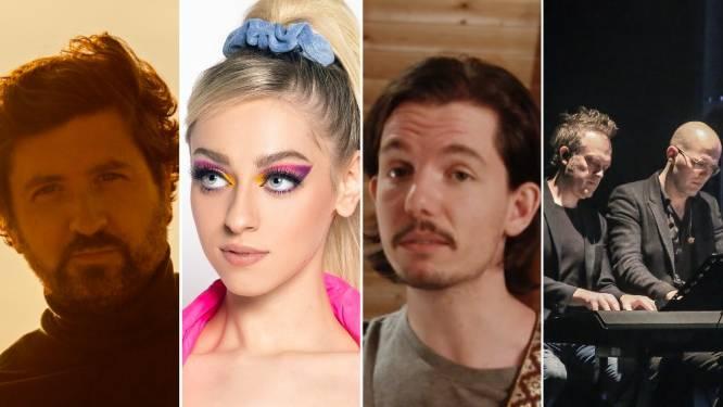 Ook deze vier muzikale gasten zullen optreden op 'soloconcert' Regi in Sportpaleis