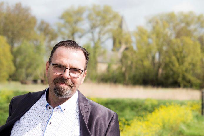 Kurt Meuleman is de voorzitter van Vlaams Belang Kortemark