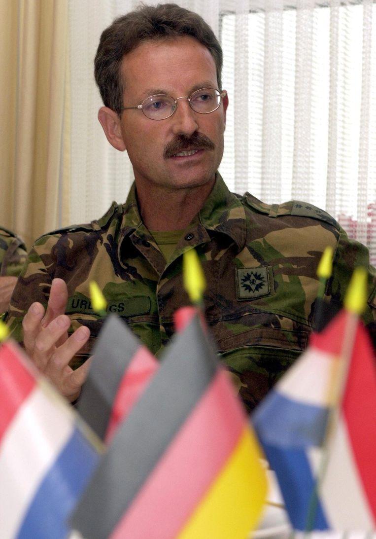 Marcel Urlings. Beeld epa