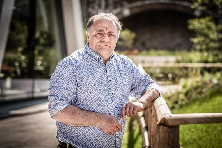 Viroloog Marc Van Ranst. Beeld Bart Leye
