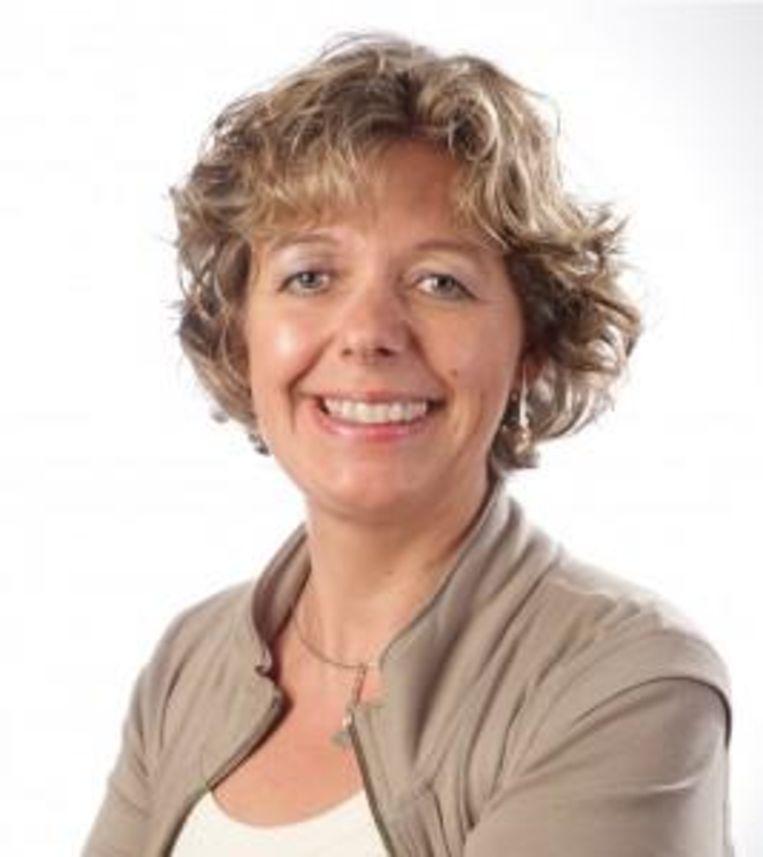 Vlaams Parlementslid Katrien Schryvers (CD&V) Beeld rv