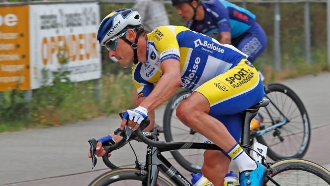 """Rino Vandromme (GP Jempi Monseré): """"Gitsberg een mooie helling, maar we moeten hem zondag afsluiten"""""""