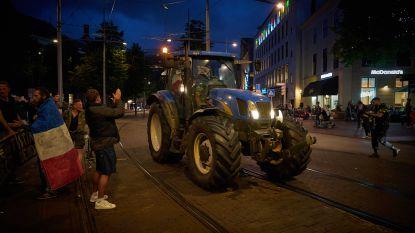 Boeren voeren actie in heel Nederland