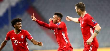 Bayern swingt ook in nieuw CL-seizoen en walst over Atlético Madrid heen
