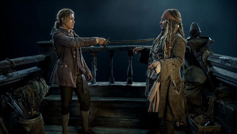 Pirates of the Carribean: Salazar's Revenge Beeld Disney Enterprises